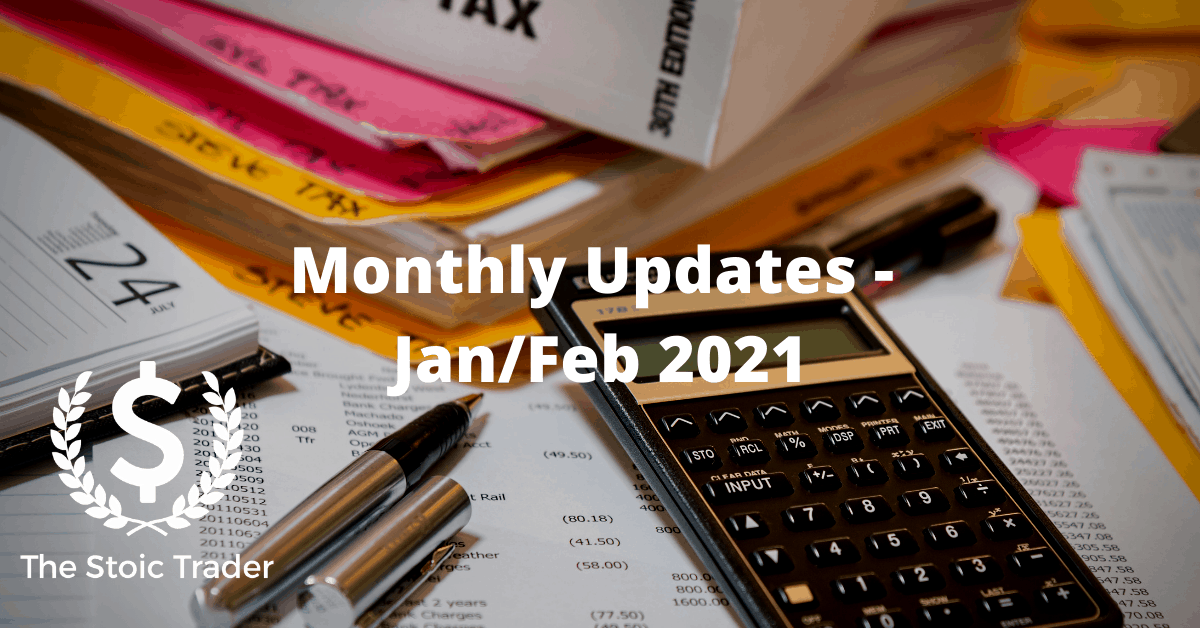 Monthly Update January 2021